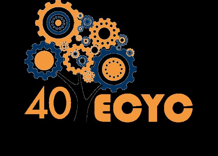 Logo 40 years